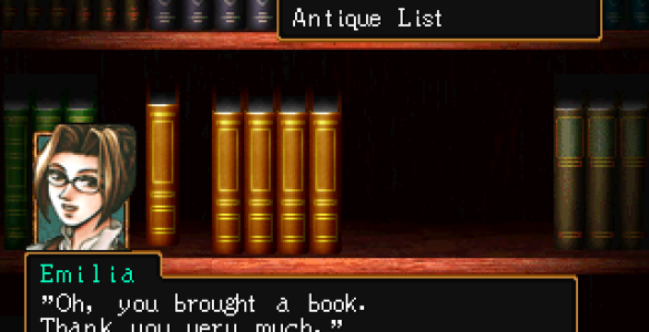 Old Book Vol. 4 (Suikoden)