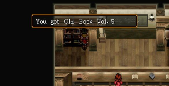 Old Book Vol. 5 (Suikoden)