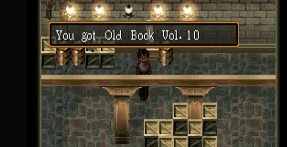 Old Book Vol. 10 (Suikoden)