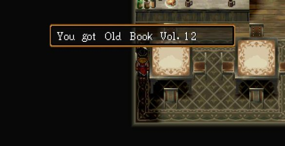 Old Book Vol. 12 (Suikoden)