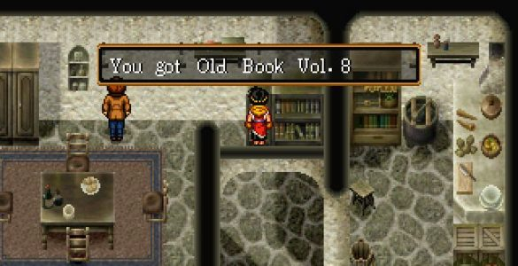 Old Book Vol. 8 (Suikoden)