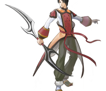 Kyril (Suikoden Tactics)