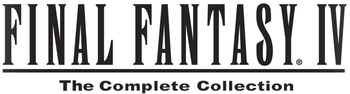Final Fantasy IV: The Complete Collection